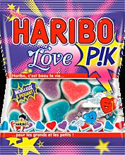 Жевательный мармелад «HARIBO» Lova P!K, 100г