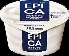 Йогурт 6% «Epica» Натуральный, 130г