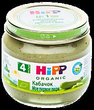Пюре овощное «HIPP» Кабачок, 80г