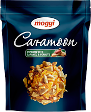 Попкорн «Caramoon» карамель-арахис, 70г
