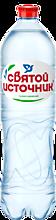 Вода питьевая «Святой источник» газированная, 1,5л