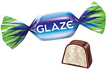 Конфета «Глэйс» со вкусом кокосовых сливок (упаковка 0,5кг)