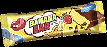 Батончик-суфле «Banana bar» Клубнично-банановый, 35г