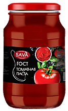 Томатная паста «Сава», 1кг