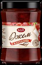 Джем «Сава» Клубничный, 300г