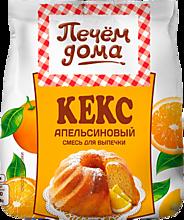 Смесь для выпечки «Печем дома» Кекс апельсиновый, 300г