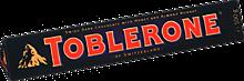 Шоколад темный «Toblerone» с медово-миндальной начинкой, 100г