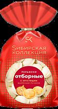 Пельмени «Сибирская коллекция» Отборные, с хрустящим жареным лучком, 700г