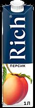 Нектар «Rich» Персиковый, 1л