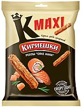 Сухарики Роллы «Сяке маки» «Кириешки Maxi», 60г