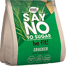 «Smart Formula», крекер Say no to sugar, с розмарином, 180г