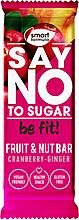 «Smart Formula», фруктово-ореховый батончик Cranberry – ginger, 40г
