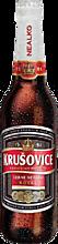 Пивной напиток «Krušovice» темный, безалкогольный, 450мл