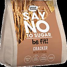 Крекер «Smart Formula» Say no to sugar, со злаками, 180г