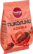 Колбаски «Пиколини» аджика, 50г
