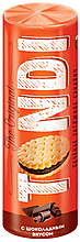 «Tondi», печенье–сэндвич с шоколадным вкусом, 190г