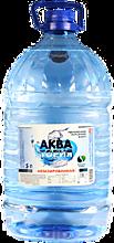 Вода «Акватория» питьевая, негазированная, 2шт, 5л