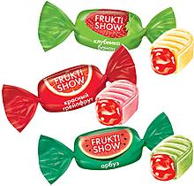 Карамель Frukti Show (упаковка 0,5 кг)