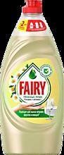 Средство для мытья посуды «Fairy Нежные руки» Ромашка и витамин Е, 900мл