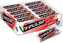 «Impulse», жевательная резинка со вкусом «Арбуз», без сахара, 14г