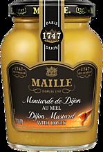 Горчица «Maille» с мёдом, 200г