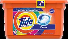 Капсулы для стирки «Tide» Color, 10 шт, 228г