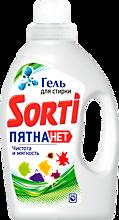 Гель для стирки «Sorti» Пятна нет, 1,2кг
