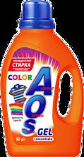 Гель для стирки «AOS» Color, 1,3кг