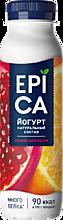 Йогурт питьевой 2.5% «Epica» Гранат-апельсин, 260г