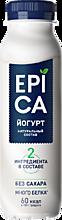 Йогурт питьевой 2.9% «Epica» Натуральный, 260г