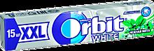 Жевательная резинка «Orbit» White XXL Нежная мята, 20г