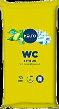 Влажные салфетки «Kiilto» для уборки туалета, цитрус, 36шт