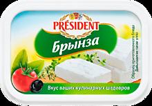 Сыр 45% «PRESIDENT» Брынза, 250г