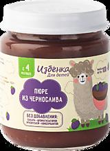 Пюре «ВкусВилл» из чернослива, 100г