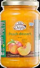 Десерт «Delphi» Персиковый, 360г