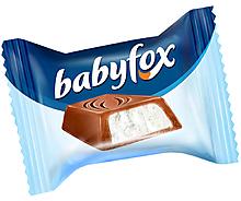 «BabyFox», конфеты mini c молочной начинкой (упаковка 0,5кг)