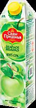 Сок «Сады Придонья» Зеленое яблоко, 1л