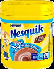 Какао «Nesquik» меньше сахара, 420г