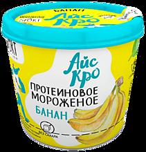 Протеиновое мороженое «АйсКро» Банан, 75г