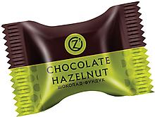 «OZera», конфеты Chocolate Hazelnut (коробка 2кг)