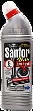 Средство «Sanfor» для прочистки труб, 750г