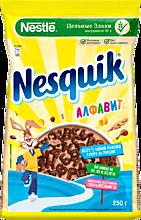 Готовый завтрак «Nesquik» шоколадный, алфавит, 250г
