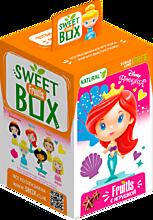Фруктовые пастилки «Sweet box» с игрушкой «Принцессы Диснея», 10г