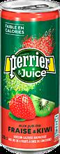 Напиток газированный «Perrier» клубника-киви, 250мл