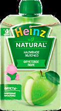 Пюре фруктовое «Heinz» наливное яблочко, 90г
