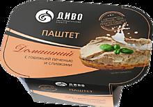 Паштет «Диво» с говяжьей печенью и сливками, 150г