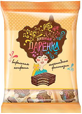Конфета «Дивная Даренка» с шоколадной начинкой, 500г