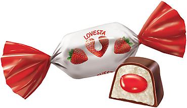 Конфета «Lovesta» (упаковка 1кг)