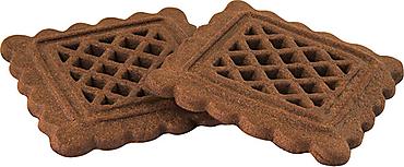 Печенье «С какао», сахарное (коробка 6кг)