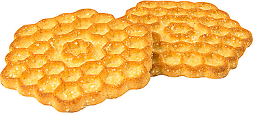 Печенье «С ароматом мёда», сахарное (коробка 4кг)